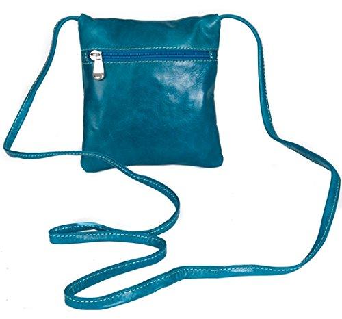 david-king-co-florentine-top-zip-mini-bag-3507-bleu-taille