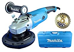 Makita / Baltic-Tools-Kiel Betonschleifer Set 180mm inkl. Koffer