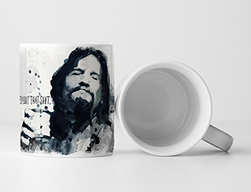 The Big Lebowski Tasse als Geschenk, Design Sinus Art