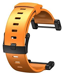 Suunto Core Wristband - Orange With Lug