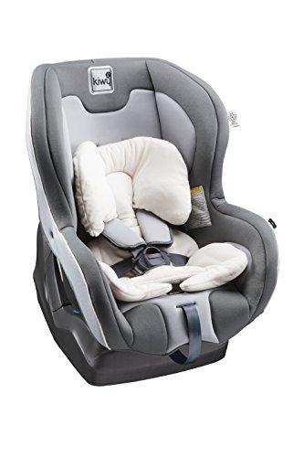 Kiwy 13001KW04B Rear Boarder Kinderautositz S01 Universal, Gruppe 0+/1, Rear-Face 0-13 kg, Front-Face 14-18 kg, ECE R44/044