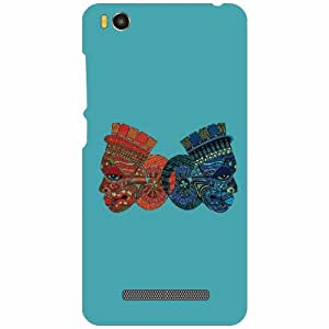 Xiaomi Mi4i MZB4300IN Back cover - Abstract art Designer Cases