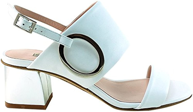 Gianni Marra Damen 4056 Peeptoe Pumps 2018 Letztes Modell  Mode Schuhe Billig Online-Verkauf