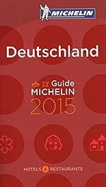MICHELIN Deutschland 2015 (MICHELIN Hotelführer Deutschland) hier kaufen