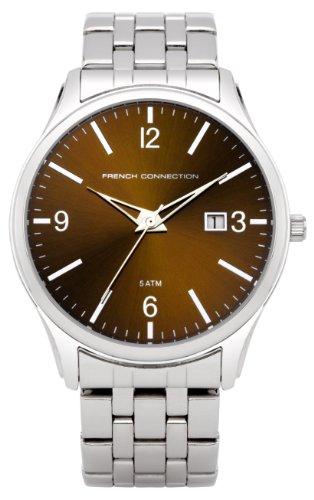 french-connection-fc1123brm-reloj-analogico-para-hombre-correa-de-acero-inoxidable-color-plateado