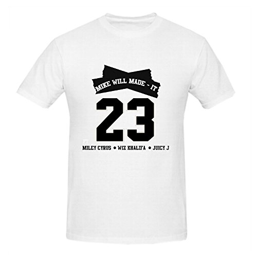 23-mike-will-made-it-itunes-sport-t-shirt-for-homme-crew-neck-xxx-large