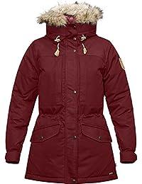 Details zu Jack Wolfskin Damen Daunenjacke Baffin Gr. S Winterjacke Winter Mantel braun NEU