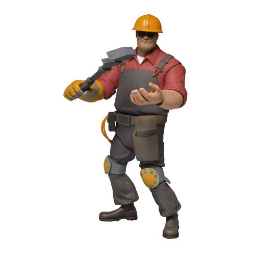 Preisvergleich Produktbild Team Fortress 2 - Series 3 Red Engineer 16 cm Fig.