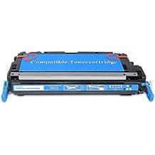 Color LaserJet CP 3505–Tóner compatible HP Q7581A/503A–Cartucho de tóner cian