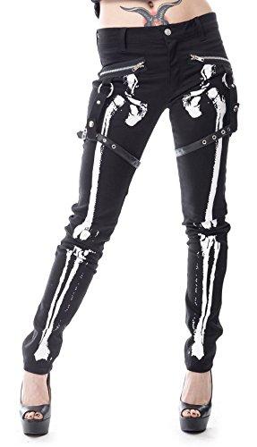 Vixxsin -  Pantaloni  - Donna nero M