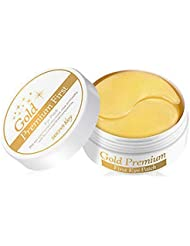 Gold Premium First Eye Patch - 1pack (60pcs) by Secret Key