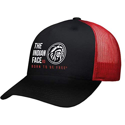 The Indian Face Free Soul Gorra