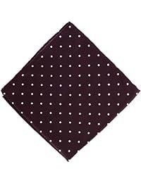 Polka Dot Silk Handkerchief