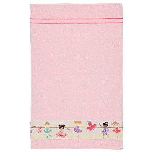 Feiler Handtuch Ballerina 50x80 cm Rosa