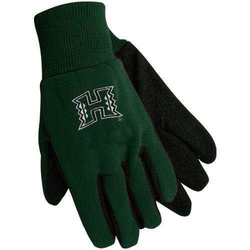 Forever Collectibles NCAA Hawaii Warriors 2011Arbeit Handschuh -