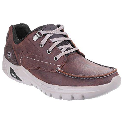 Hi-Tec V Walk Lite Tenby, Chaussures de Randonnée Basses Homme Marron (Chocolate 041)