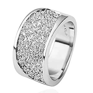 Steel Ring - New Boxed Mens Gold Celtic Dragon Inlay Comfort Fit Stainless Steel Wedding Band Ring- Size P/Q
