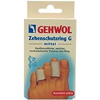 Gehwol 1026926 Zehenschutzring G Polymer-Gel-Ring, mittel preisvergleich bei billige-tabletten.eu
