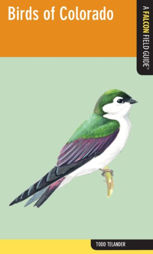 Birds of Colorado (Falcon Field Guide Series) (Colorado State Bird)