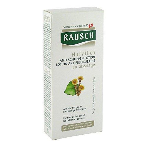 Rausch Huflattich Anti-Schuppen Lotion (mildert Rötungen und Juckreiz bei Kopfhautproblemen - Vegan), 1er Pack (1 x 200 ml) (Herren Rot Haare Färben)