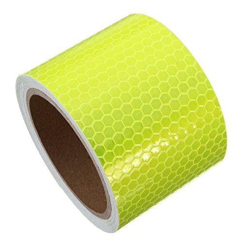 king-do-way-ruban-adhesif-reflechissant-securite-attention-bande-reflechissante-50mm-x-3m-jaune