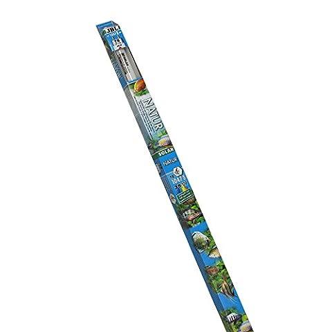 JBL 6163500 Solar-Leuchtstoffröhre, Tageslichtröhre für Süßwasseraquarien, 38 W Solar Natur T8,