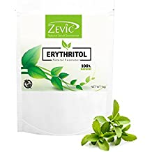 Zevic Erythritol Natural Sweetener, 1 kg
