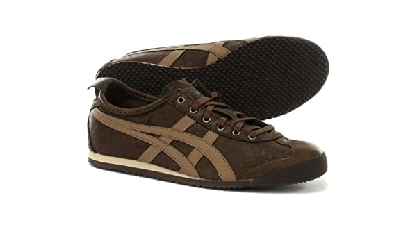detailed look f35c5 0ef16 Asics Onitsuka Tiger Mexico 66 Lauta Mens/Womens Trainers UK ...