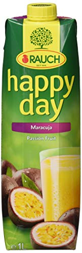 Rauch Happy Day Maracuja, 6er Pack (6 x 1 l Packung)