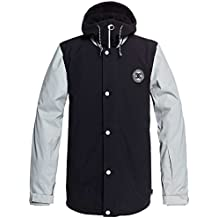 Amazon.it  giacca snowboard dc - Nero 1b783c3095ef