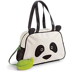 NICI Bolso panda imitación piel y peluche 41096.0