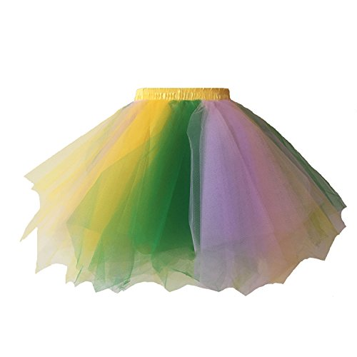 Honeystore Damen's Neuheiten Tutu Unterkleid Rock Ballet Petticoat -