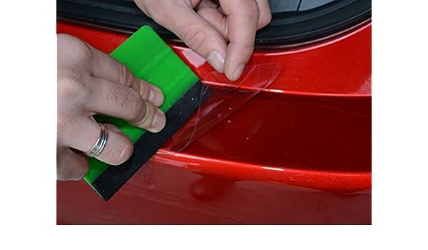 V-Protect Einstiegsleisten Lackschutzfolie Carbon Schwarz 3D 160/µm 1089-103