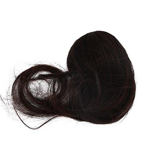 Frauen Perücken; WOB(TM) Schönes Mädchen Vorderen Lockigen Haarexplosion Gefangengenommen Wird Frangt Haarverlängerungen Ponyperücken - Gefangenen Halloween Kostüm Die