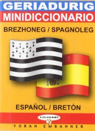 Breton-Espagnol (Mini Dico) par Yoran Delacourt