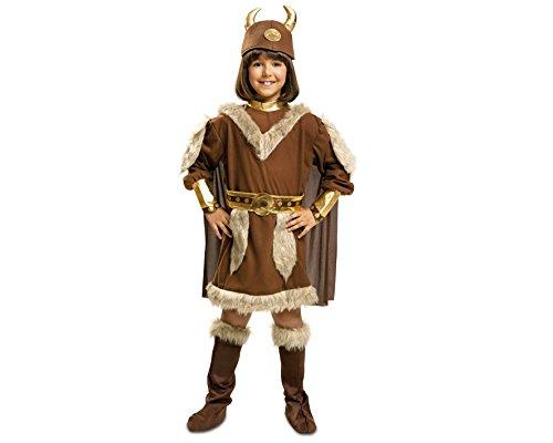 My Other Me Me - Disfraz de vikinga para niña, 10-12 años (Viving Costumes 201133)