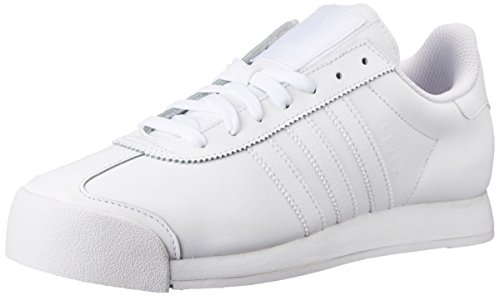 Adidas Samoa Uomo US 7.5 Bianco Scarpa da Corsa