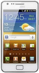 Samsung i9100 Galaxy S2 Smartphone Android 3G+ Wifi 16 Go Blanc
