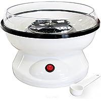 [Lux.Pro]® Máquina de Hacer Algodón de Azúcar - 500 W - Color Blanco