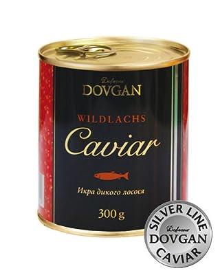 "Buckellachs ""Gorbuscha-Lachs"" Kaviar ""DOVGAN"", 300G"