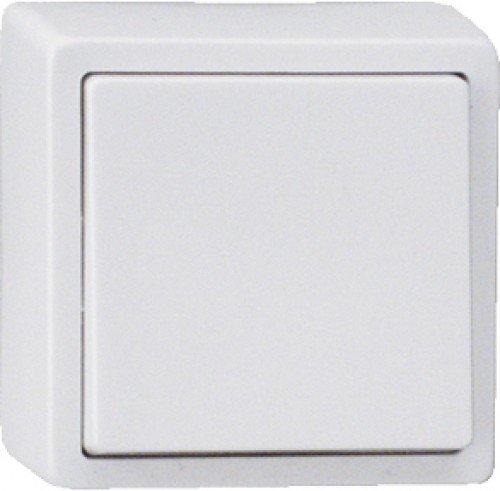 Preisvergleich Produktbild REV Ritter 0511471777 Standard AP Aus-/Wechselschalter, weiß