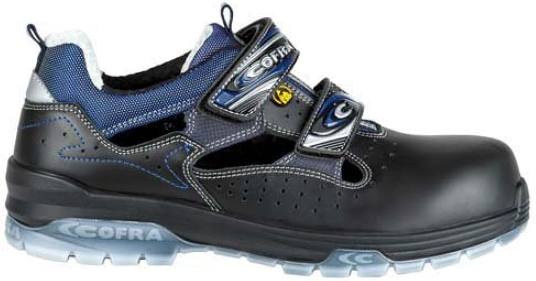 Cofra 20580 – 000.w40 zapatos,Jungle, tamaño 6,5, negro