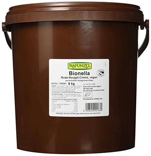Rapunzel bionella Nuss-Nougat-Creme vegan HIH, 1er Pack (1 x 8 kg)