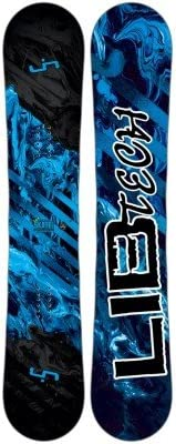 Snowboard Lib Tech Skate Banana Blue 156 Wide 16/17