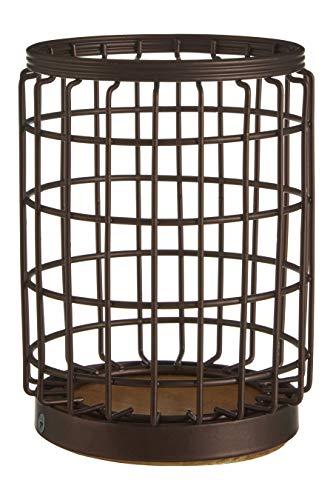 Premier Housewares Vertex Porte-ustensiles, Bronze, n/a