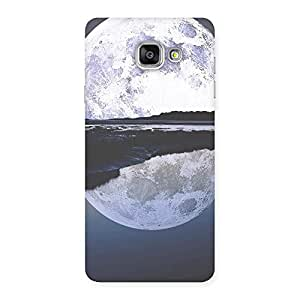 Neo World Moon Shadow Back Case Cover for Galaxy A7 2016