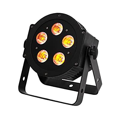 American DJ 1226100279 5P Hex Stage Lighting Lamps