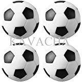 Kavacha Foosball Table Replacement Ball 36 MM for Professionals (Set of 2)