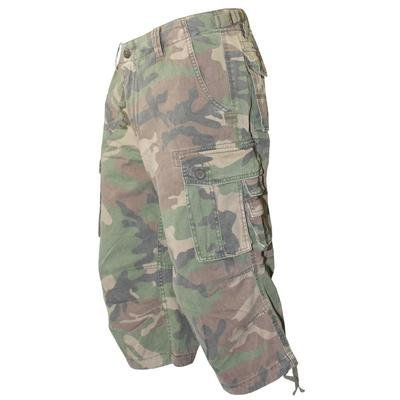 shorts-men-3-4-air-combat-paratrooper-100-cotton-prewash-woodland-size-s
