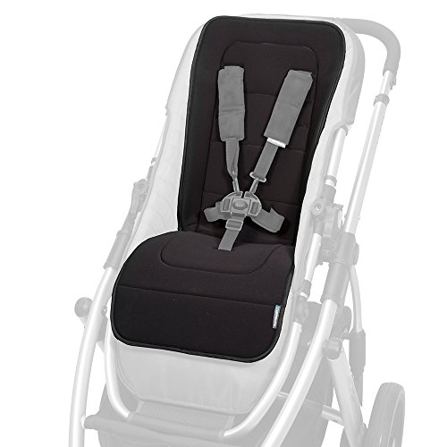UPPAbaby Vista/Cruz Seat Liner, Black by UPPAbaby (Uppababy Vista)